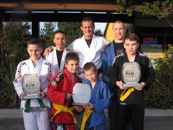 In Santa Cruz, Jiu-Jitsu by the Sea Summer 2011
