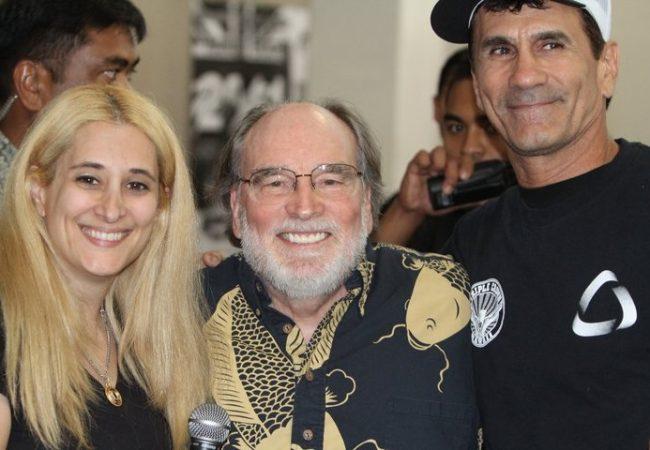 Governor attends Jiu-Jitsu championship in Hawaii