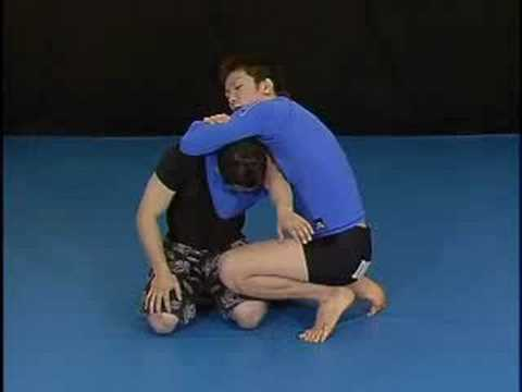 Learn a submission from Aoki