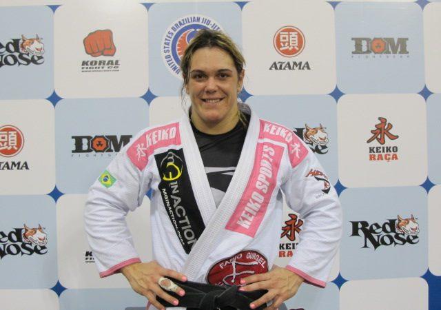 Veja como Gabi Garcia conquistou o absoluto do SP Open de Jiu-Jitsu