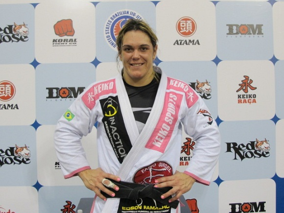 "Gabi Garcia: ""I have never used any illicit mean to improve my performance."""