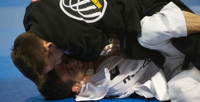 "Mendes: ""It's about improving Jiu-Jitsu"""