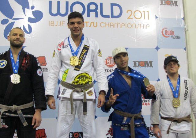 World champions win in Rio