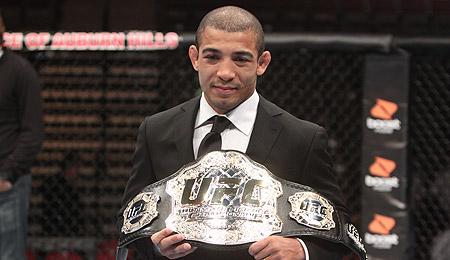 """José Aldo: """"Competing in Jiu-Jitsu is good for MMA"""""""