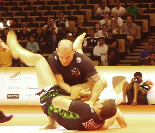 Brazilian living in Abu Dhabi to compete at ADCC