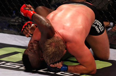 Strikeforce: photos from heavyweight GP D-day