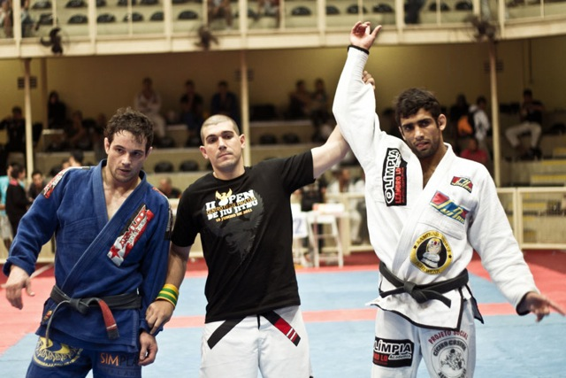 Leandro Lo and Luiza Monteiro win absolutes in São Paulo