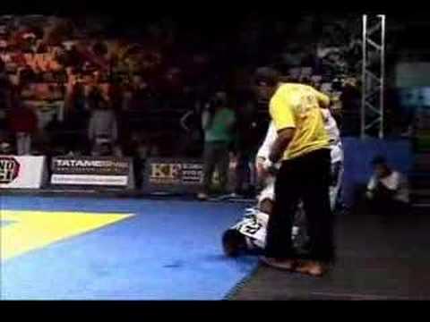 What was Demian Maia's greatest moment in Jiu-Jitsu?