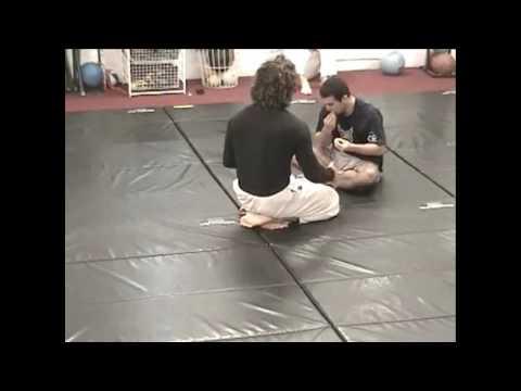 Marcelo Garcia and Arlovski's training session