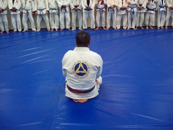 Jiu-Jitsu moves along in April