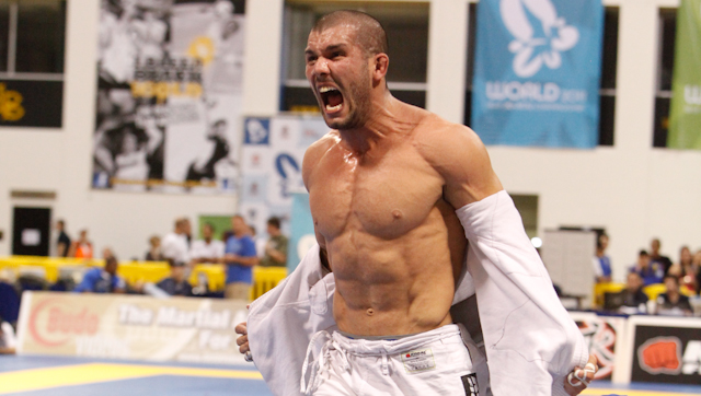 Exclusive: Rodolfo Vieira out of the 2015 Worlds because of lower back injury