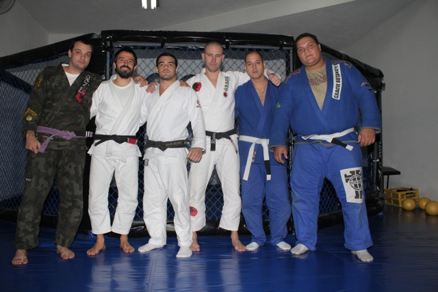 Russo offers another good place to train in São Paulo