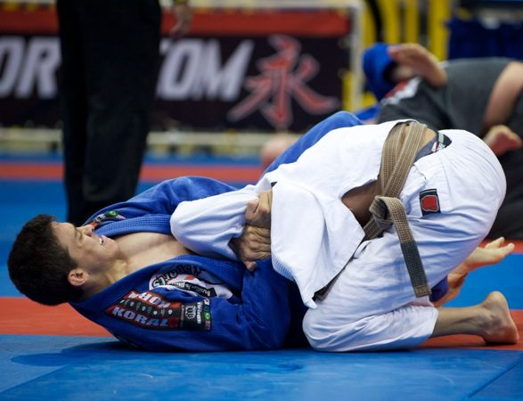 If you had just 20 minutes to introduce someone to Jiu-Jitsu, what would you teach?