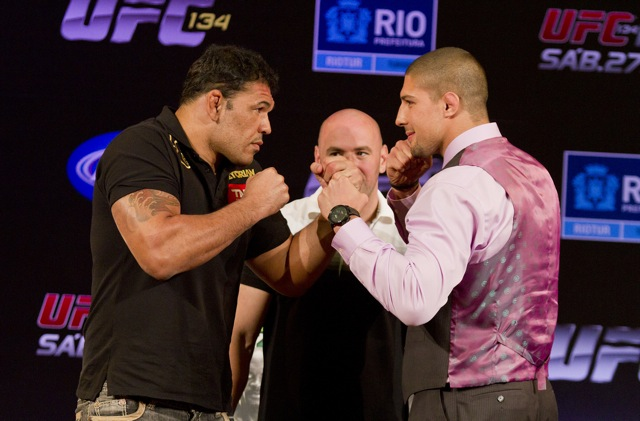 UFC Rio: they are not afraid