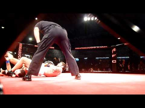 Watch another Drysdale MMA finish