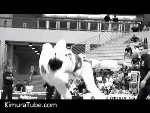 The Jiu-Jitsu ballet