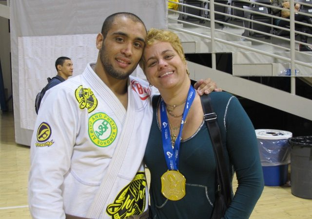 Yuri Simoes: world champion, in the name of the mother