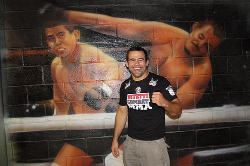 "Bitetti helps Minotauro for UFC Rio: ""Jiu-Jitsu's the priority"""