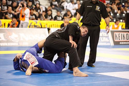 Two-time world champ Braga Neto explains what sets Rodolfo apart
