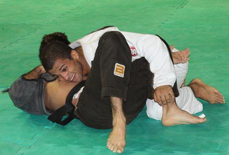 Do baú: Bruno Malfacine e sua chave de panturrilha pelo ouro no Jiu-Jitsu