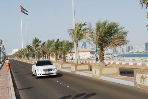 Seaside Abu Dhabi. Photo: Ivan Trindade