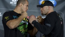 UFC 131: check out the mood at weigh-ins