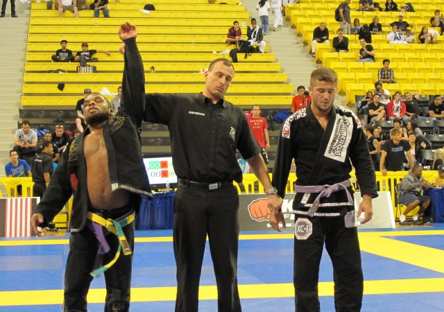 DeAlonzio Jackson wins his first gi Worlds