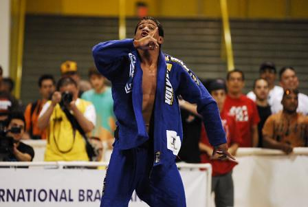 Bochecha celebrates double gold in Vegas