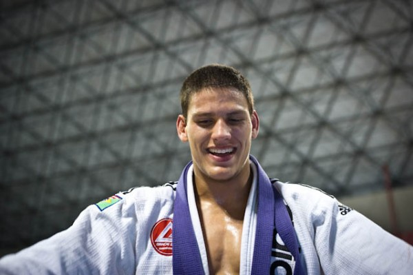 King of purple belts takes throne at Worlds