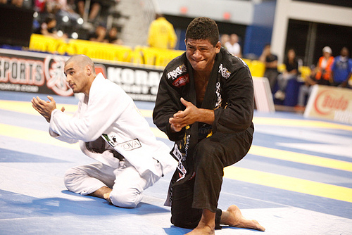 Do baú: A final de Gilbert Durinho e Kron Gracie no Mundial de Jiu-Jitsu de 2011