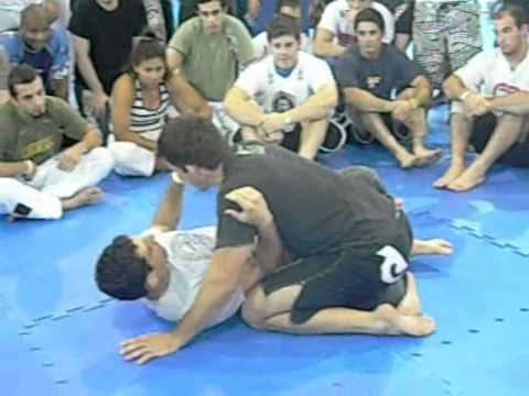 Lesson's and inside scoop from Demian Maia's São Paulo seminar