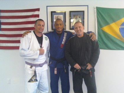 GMA welcomes Fighting Chance BJJ