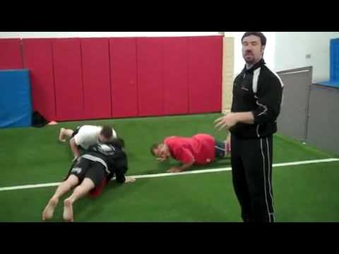 Martin Rooney teaches warm-up for warriors