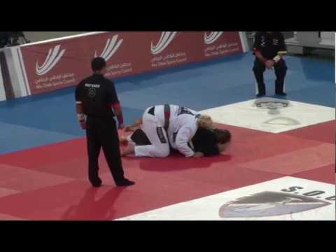 Female finals in Abu Dhabi