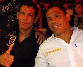 Minota e Minoto se entrevistam antes do UFC 140