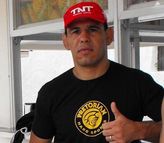 Minotouro will no longer face Vera. Photo: Carlos Ozorio