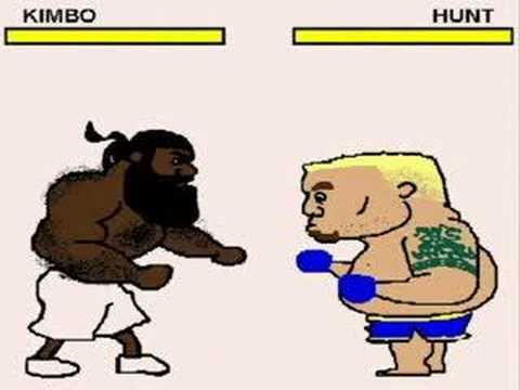 How would Mark Hunt vs Kimbo go?