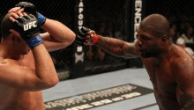 Rampage and Mir pull through at UFC 130
