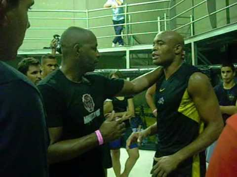 Learn from Anderson Silva in exclusive video