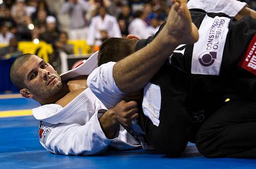 Rodolfo e Gabi dominam peso e absoluto no Mundial 2011