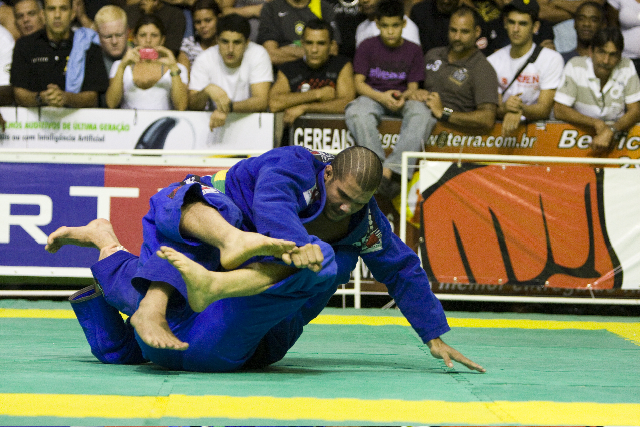 San Diego receives Jiu-Jitsu for World Pro