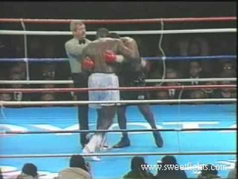 Tyson's fall, 20 years ago