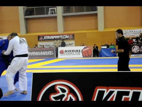 Watch Fabio Gurgel vs Marko Helen at the European