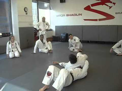 Exclusive class with Vitor Shaolin in Manhattan