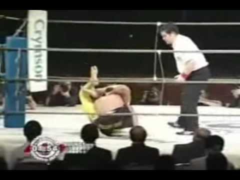Shinya Aoki's crazy Jiu-Jitsu