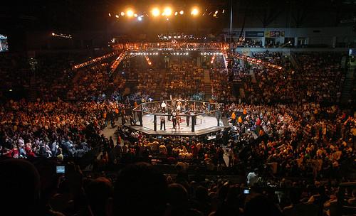 A promotora desconfiou do sucesso do UFC