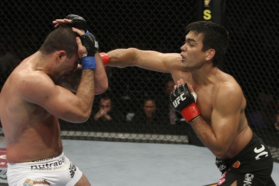 "Vitor: ""If he tried that kick ten times, he'd land it once. But it landed"""