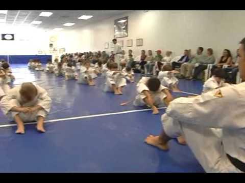 Sowing the seeds of Jiu-Jitsu
