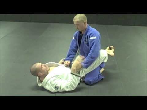 Rafael Lovato teaches sweep