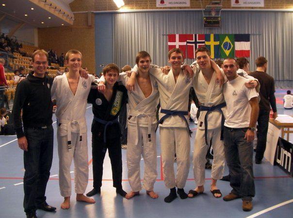 Choke BJJ excels in Helsingborg